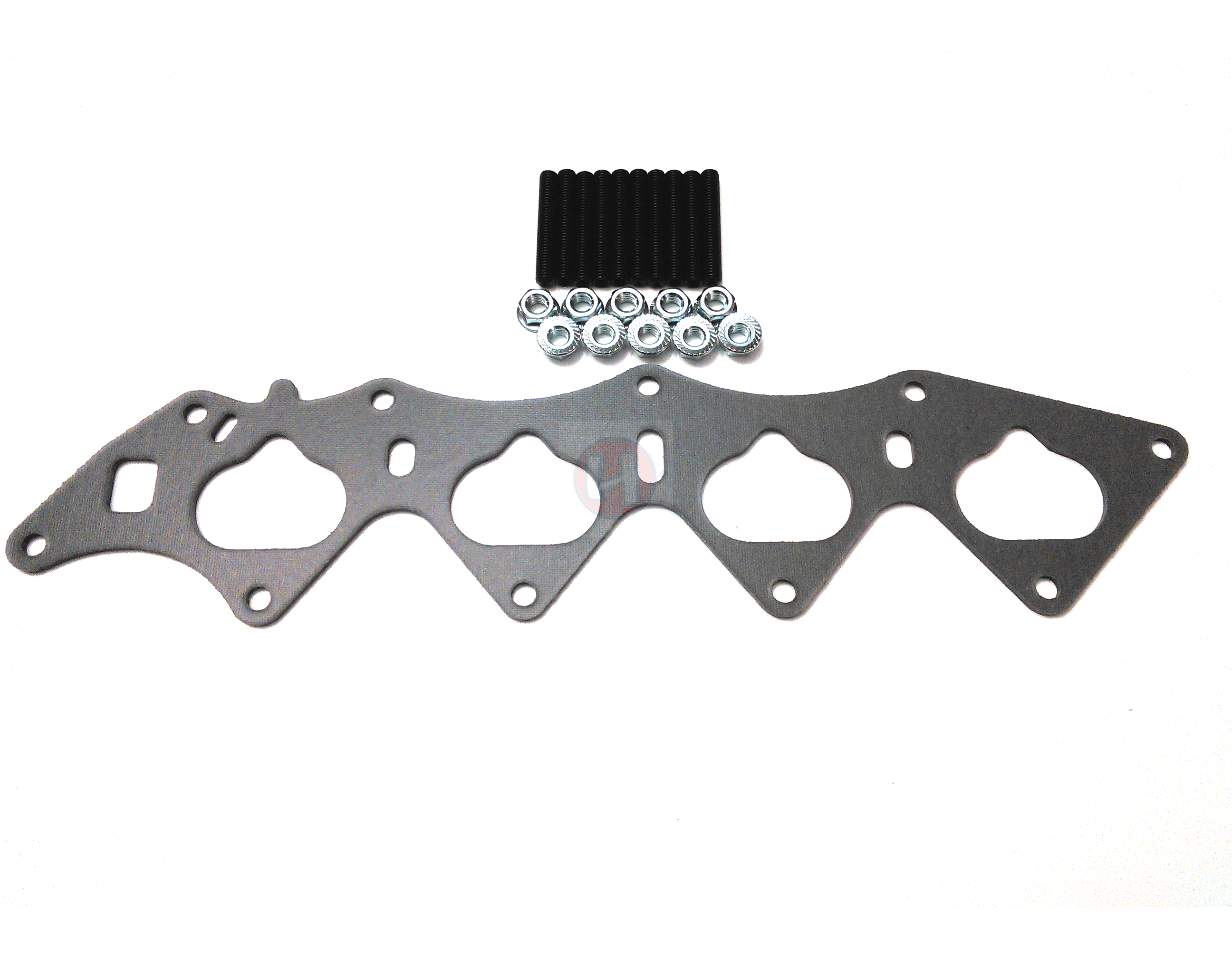 myHondaHabit Intake Manifold Gasket and Stud Kit for B16, B18C5/Type R or Civic SI